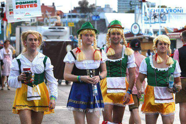 Eight things that WILL happen to you at Oktoberfest.