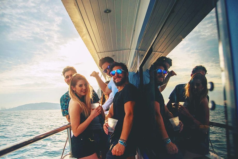 Why Boat Parties Are The Best Kind of Parties