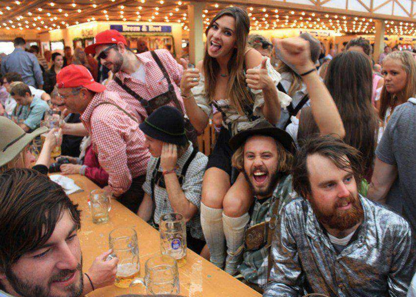 Boozeletter: Five Oktoberfest Beer Facts