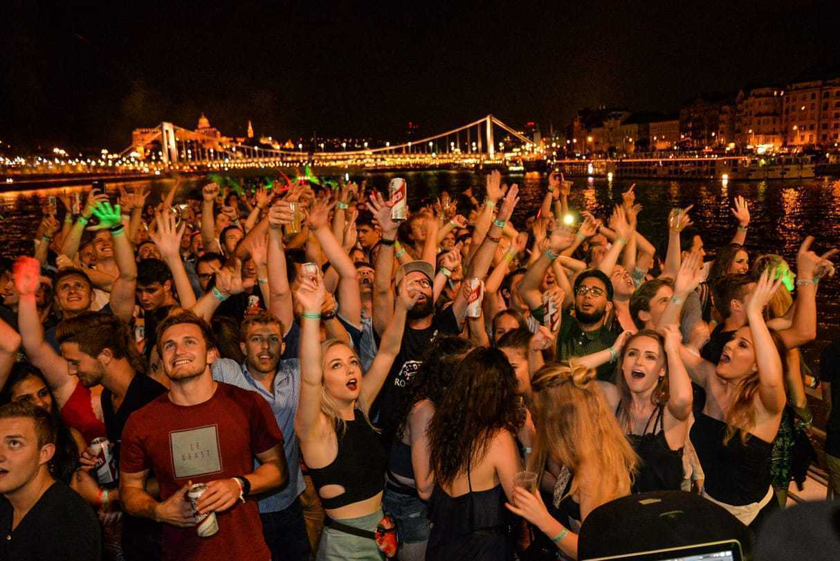 Boat Parties: Budapest and Barcelona