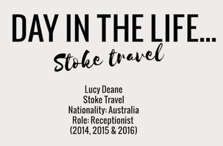 Day In The Life… Lucy Deane