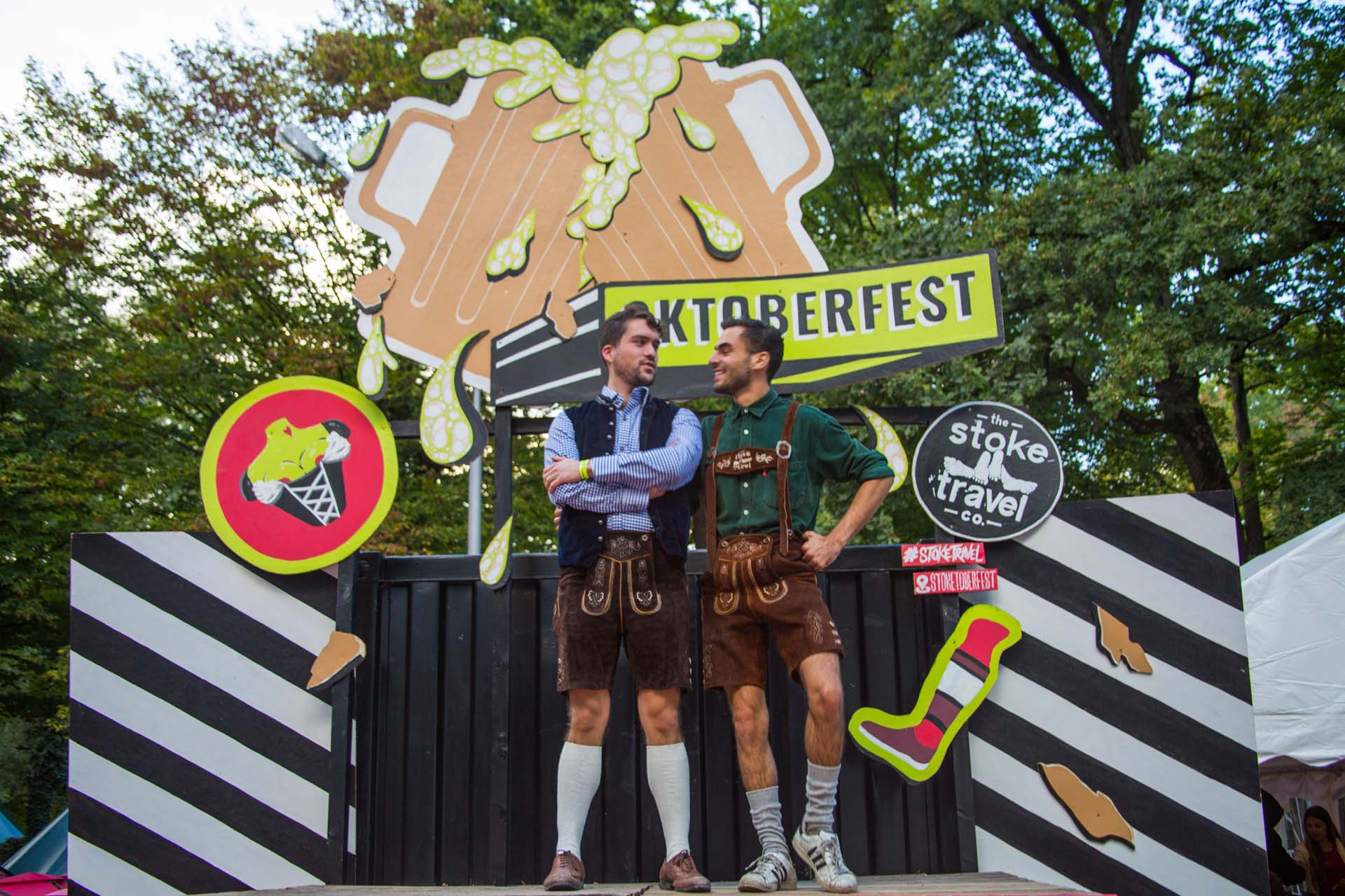Some Weird And Wonderful Oktoberfest Traditions