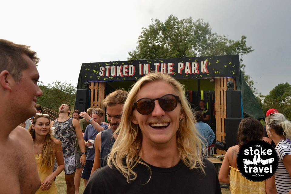 Stoked In The Park Day One – A Recap Of All The Shenanigans
