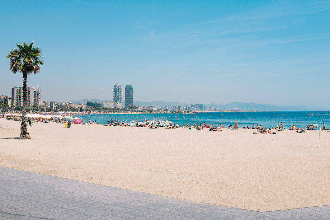 First Impressions: Barcelona