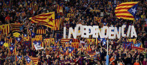 Breaking News: Catalan Independence To Be Decided By El Clasico