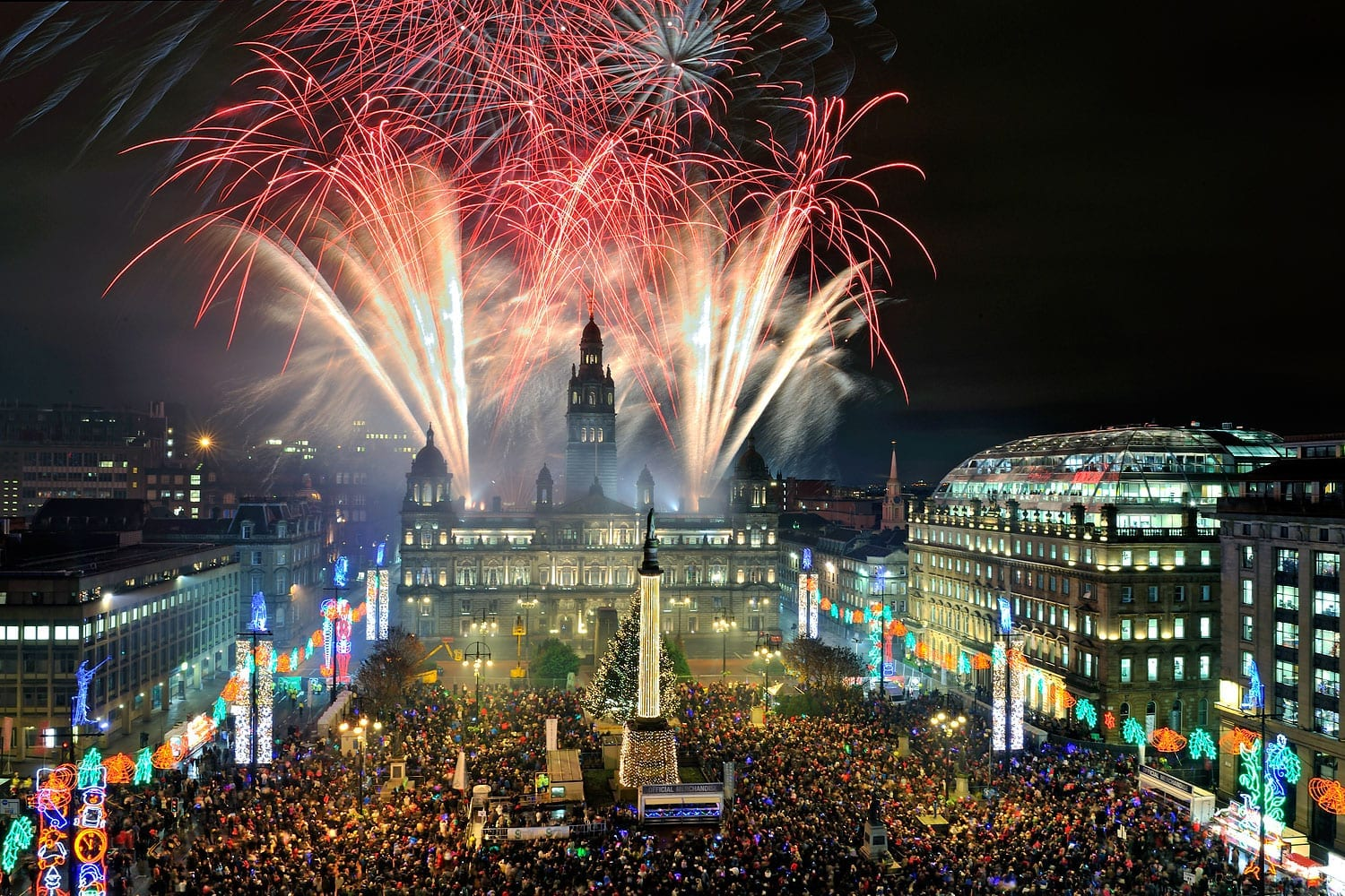STOKE TRAVEL'S GUIDE TO HOGMANAY