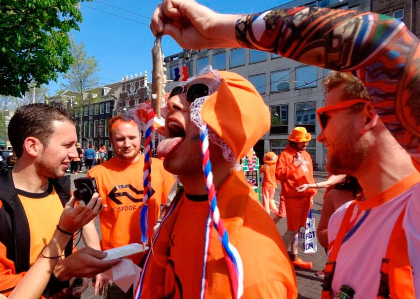 Stoke's Guide To King's Day Festival