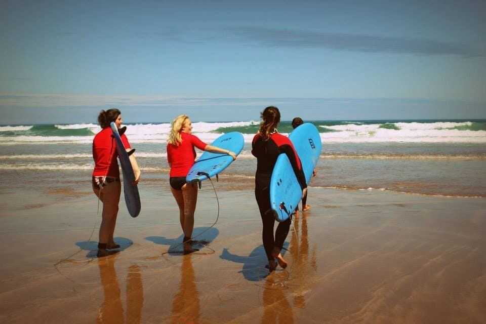 Learn To Surf With Stoke Travel