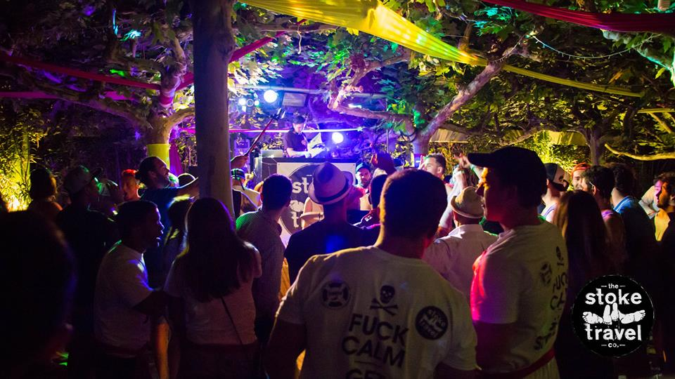 Stoked In The Park: Pamplona's Other Festival