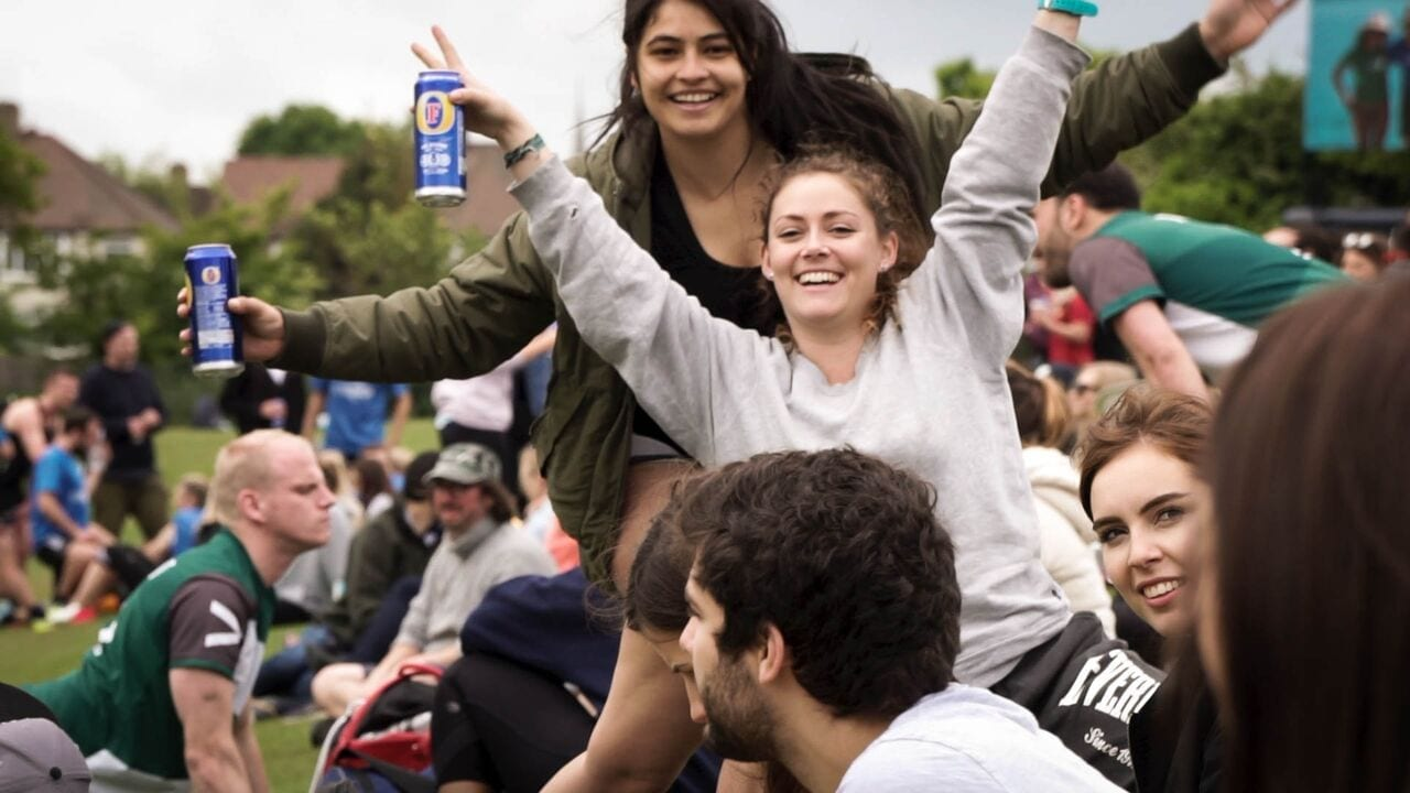 People You'll Meet At The London Big Day Out