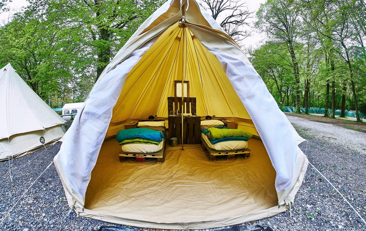 5 Reasons Why You Have To Give Glamping A Go