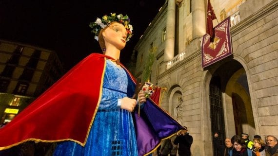 The Horrible History Of Barcelona's Saint Eulalia