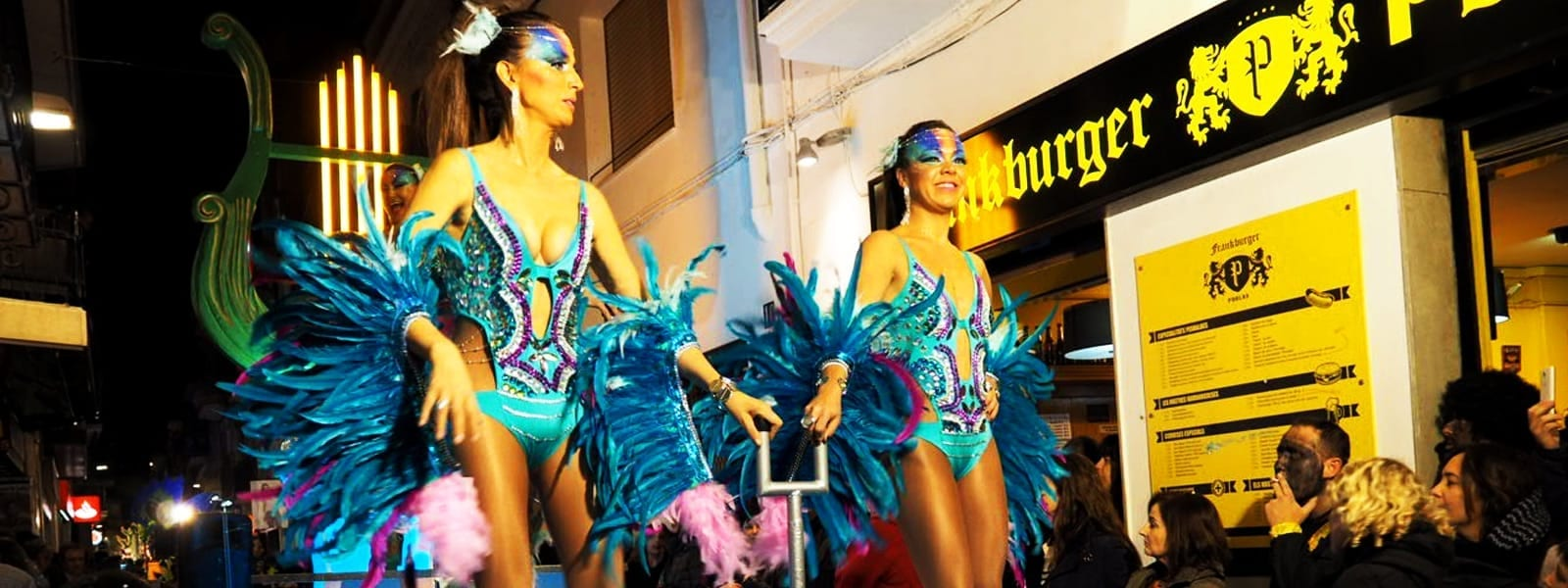 Sitges Carnival 2020 From Barcelona