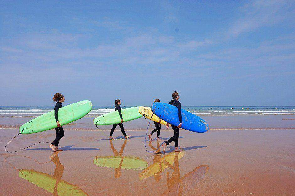 Surfing Morocco Made Easy With Stoke Travel