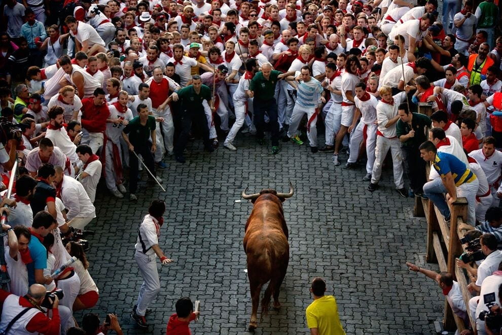 How Not To Die At The Running Of The Bulls