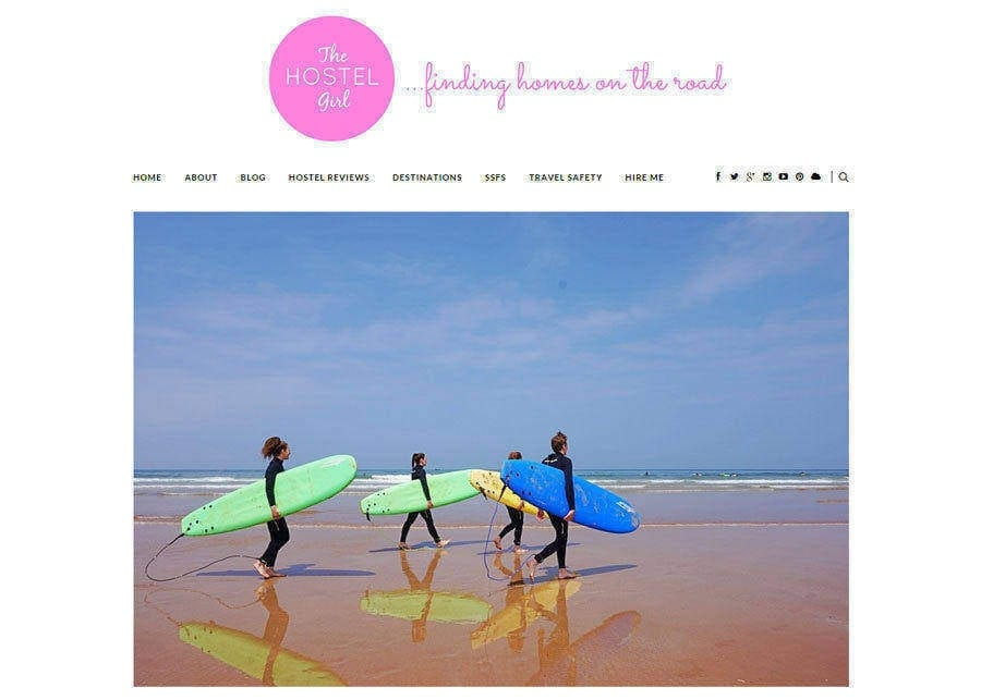 The Hostel Girl | Morroco Surf Review