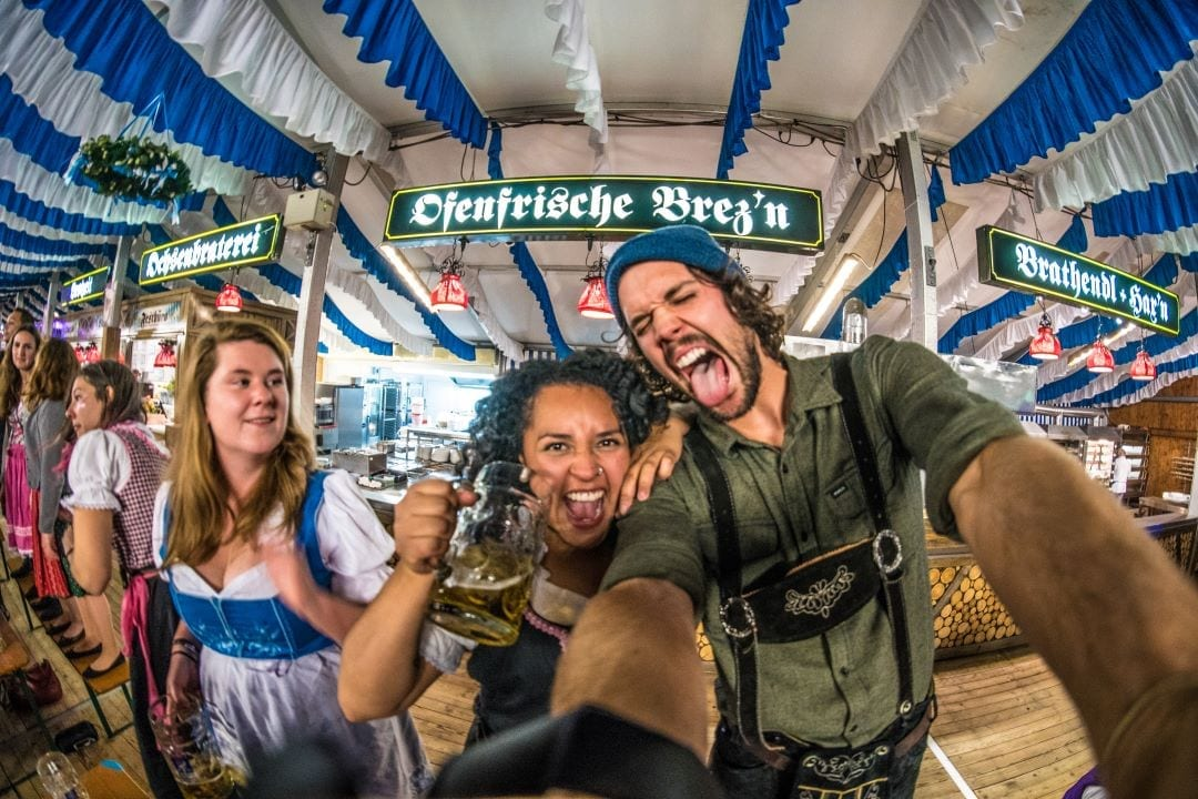 When's the best time to go to Oktoberfest?