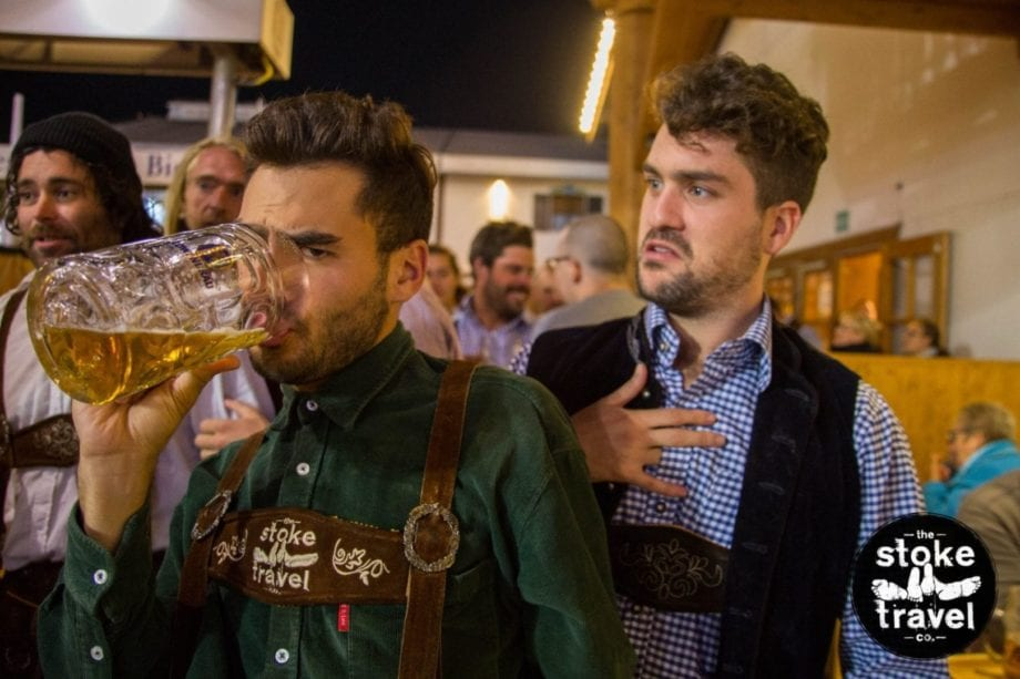 Oktoberfest is a big gay celebration and these are the reasons why