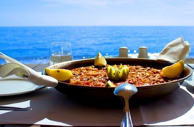 The Best Places To Eat Paella In Barcelona